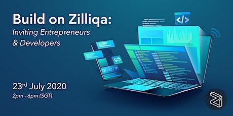 Build On Zilliqa: Inviting Entrepreneurs & Developers tickets