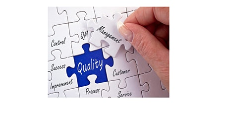 Quality Management 1 Day Virtual Live Training in San Jose, CA tickets