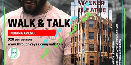 "Through2Eyes Walk and Talk XII ""Teachers at Ten"" tickets"