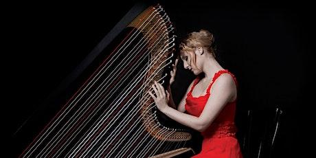 Floraleda Sacchi - recital di arpa biglietti