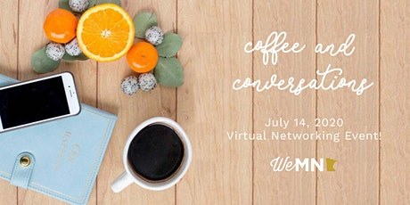Virtual Coffee and Conversations tickets