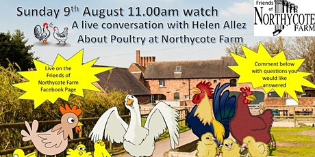 A Conversation About Poultry at Northycote farm tickets