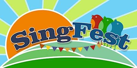 SingFest 2020 Online tickets