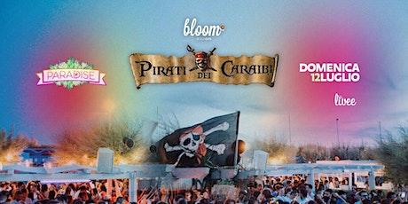 PARADISE - Pirati dei Caraibi biglietti