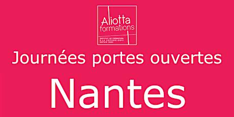 Ouverture prochaine :Journée portes ouvertes-Nantes Radisson Blu tickets