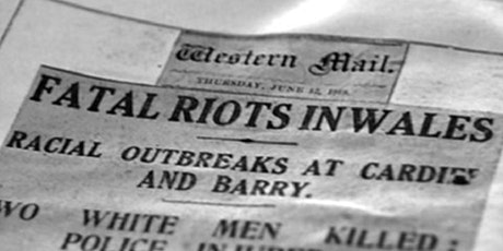 1919. Race, riots and the Black  British intelligentsia tickets