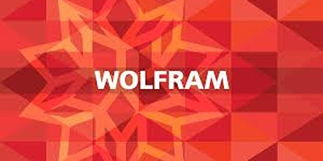 Live Showcase: Wolfram Language for Theoretical and Experimental Physics tickets