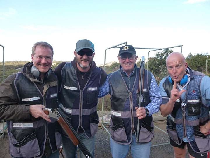 TRY CLAY TARGET SHOOTING  - voucher - 90 minute public session image