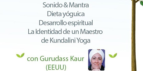 Retiro de Kundalini Yoga con Gurudass Kaur - Abril 2021 entradas