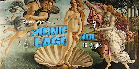 PICNIC SUL LAGO 4 - by Roghers Staff biglietti