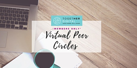 One Woman Show Virtual Peer Circle (Members Only) tickets