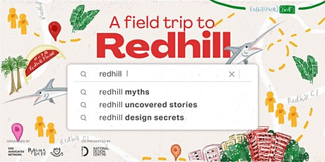 Field Trip to Redhill (virtual) tickets