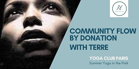 YOGA by DONATION tickets