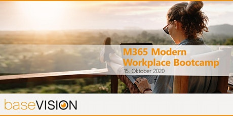M365 Modern Workplace Bootcamp Tickets