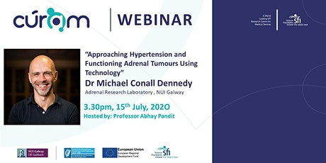 """""""Approaching Hypertension and Functioning Adrenal Tumours Using Technology"""" tickets"""