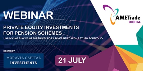 Webinar: Private Equity Investments for Pension Schemes tickets