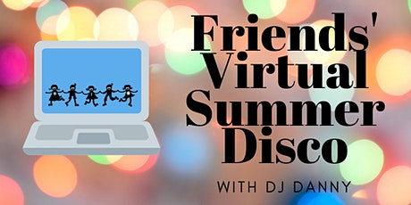 Reception, Year 1 and Year 2 End of Year Virtual Disco tickets