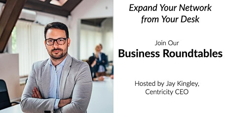 Business Roundtable for B2B Professionals - VIRTUAL    Princeton, NJ tickets