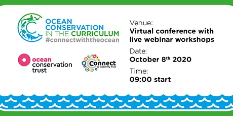 Ocean Conservation in the Curriculum tickets