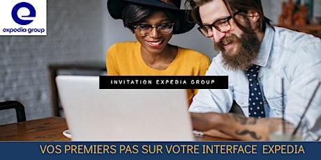 Formation en ligne prise en main d'Expedia Partner Central Jeudi 23 /07/20 billets