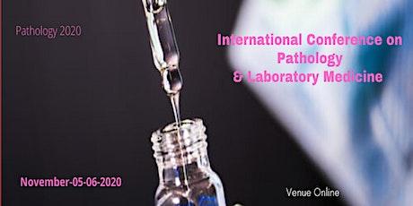 International Online Conference on Pathology & Laboratory Medicine tickets
