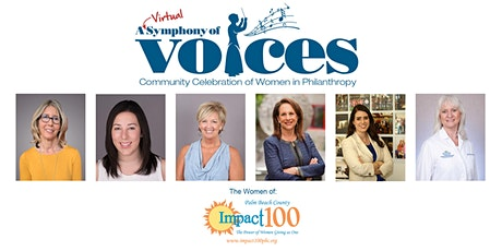 A Virtual Symphony of Voices - A Celebration of Women in Philanthropy tickets
