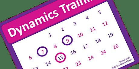 Microsoft Dynamics End User Monthly Training entradas