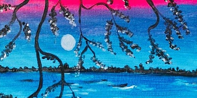 Paint Night in Bondi