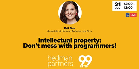 Intellectual property: Don't mess with programmers! tickets