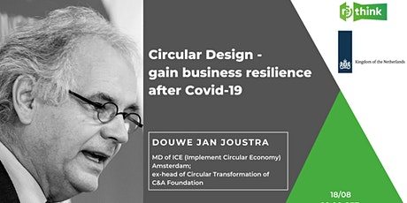 Circular Design - Gain Business Resilience After Covid-19 tickets