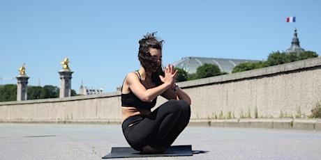 Cours de Yoga Bien Être |12€ |19h30| SAYYA Paris billets