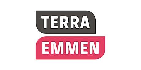 Opening nieuwbouw Terra  Emmen voor leerlingen, studenten en ouders Tickets