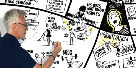 Formation Facilitation Graphique avec Thierry Delestre (Septembre) tickets