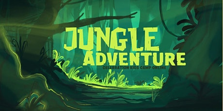Jungle Adventure Kids Camp ONLINE entradas