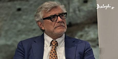 Giancarlo De Cataldo Testimonial #biancocoraggio biglietti
