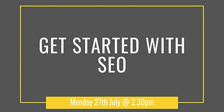 Get Started with SEO tickets