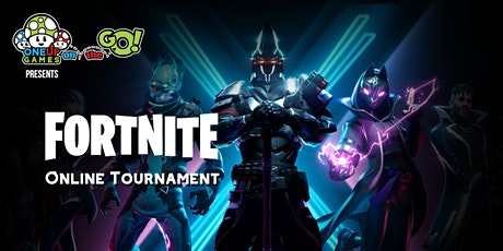 One Up Games: Fortnite Tournament tickets
