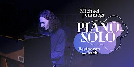 Beethoven & Bach | Piano Solo biglietti