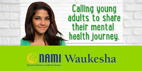 NAMI Waukesha Youth Program Presenter Informational Meeting tickets