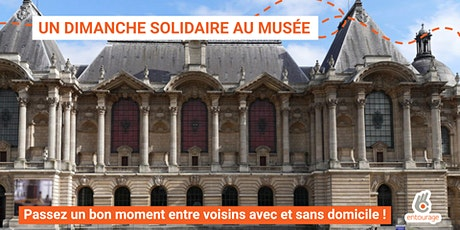 Lille // Un dimanche solidaire au musée ! billets