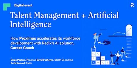 Talent Management + Artificial Intelligence tickets