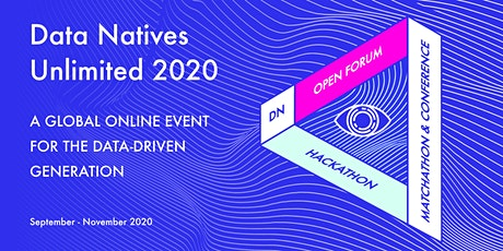 Data Natives 2020 tickets