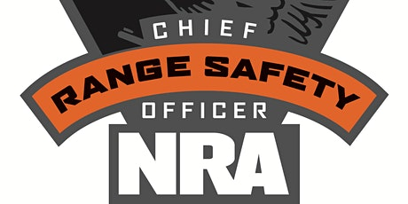 NRA CRSO - Chief Range Safety Officer Class tickets