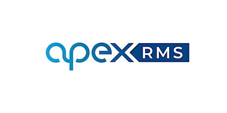 Apex Networks RMS Training Sessoion tickets
