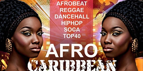 AfroCaribbean Nights Party Las Vegas 2020 tickets