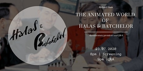 The Animated World of Halas & Batchelor tickets