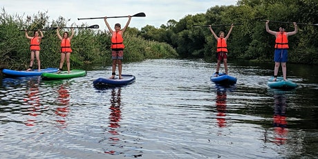 Summer SUP Paddle Camp For Kids 8+ tickets