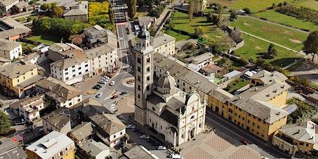 Visita guidata alla Basilica di Madonna di Tirano biglietti