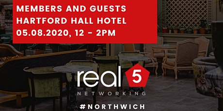 Real5 Northwich Lunch Club tickets