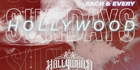 SUNDAY AT HOLLYWOOD HOOKAH tickets